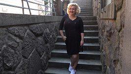 Miluška Bittnerová o dceři