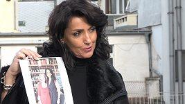 Eva Čížkovská, pomáhá v mateřské škole