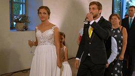 Svatební hostina třetího páru