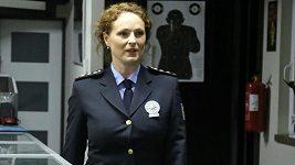 Markéta Hrubešová v seriálu Polda