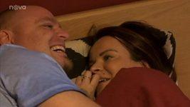 Svatba na první pohled, Štěpánka a Pavel v posteli