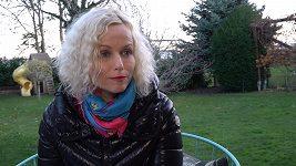 Karin Krajčo Babinská se neděsí katastrofických zpráv o kovidu.