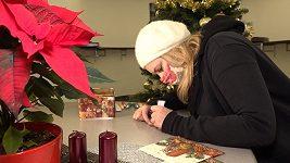 Malvína Pachlová, jak bude trávit Vánoce