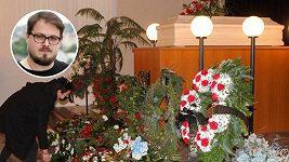 David Stypka pohřeb