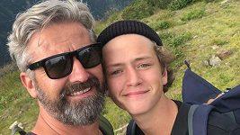 Roman Zach o synovi