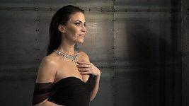 Gabriela Partyšová se ozdobila šperkem za 8 mega.
