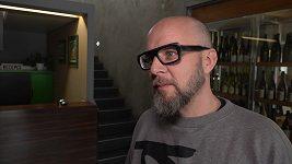 Michal Deus natáčení seriálu