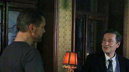 Pavel Kříž a David Matásek se opět sešli před kamerou.