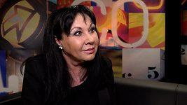 Dagmar Patrasová, žížala Julie slaví 35. narozeniny