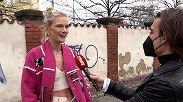 Zuzana Stráská odmítla předvádět na týdnu módy.