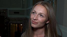 Veronika Kašáková při promluvě o nemoci syna polykala žal.