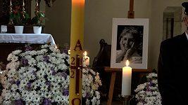 Pohřeb Niny Divíškové
