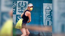 Leona Machálková - tenis