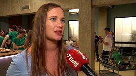 Kristýna Leichtová, 1. mise