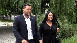 Michal Janotka s přítelkyní, o svatbě a dětech