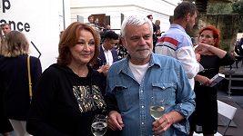 Petr Štěpánek a Zlata Adamovská