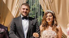 Diana Kalashová se vdala.