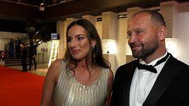 Lucie a Jiří Šlégrovi