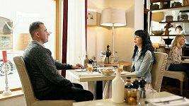 První večeře, Leona vyhodila Vladimíra od stolu