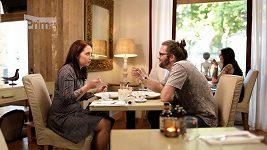 První večeře, Daniela a Lukáš