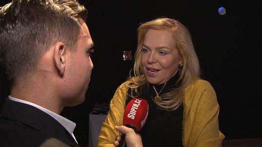 Dagmar Havlová se Super.cz promluvila o své nemoci.