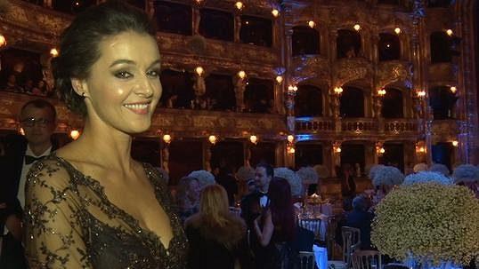 Iva Kubelková - Ples v opeře