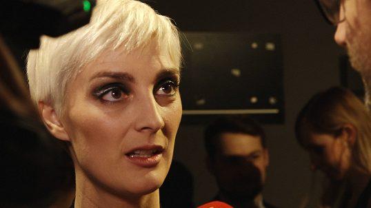 Ceny Anděl Barbora Poláková