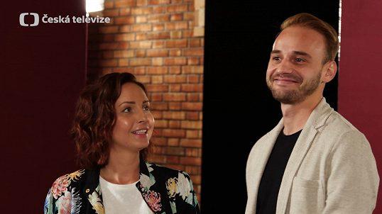 Seznámení Veroniky a Michala