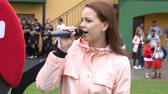 Karolina Gudasová o návratu do muzikáků.