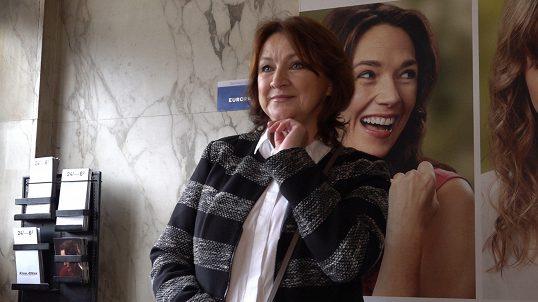 08717245e Dvouměsíční příprava v potu tváře: Zlata Adamovská začala kvůli natáčení  filmu běhat - Super.cz