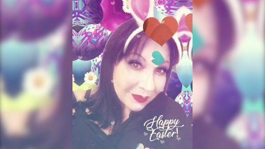 Velikonoční Dáda Patrasová