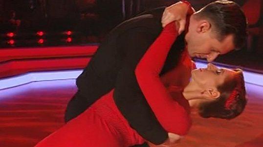 Nora Fridrichová a Jan Kohout zahájili druhý večer tangem.