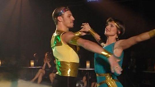 peta chodí se svým partnerem v tanci s hvězdami pvp utváření temných duší