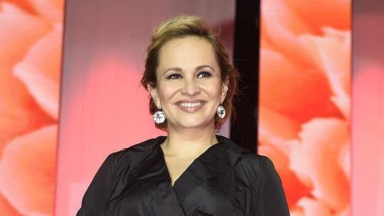 Monika Absolonová zazpívala českou hymnu
