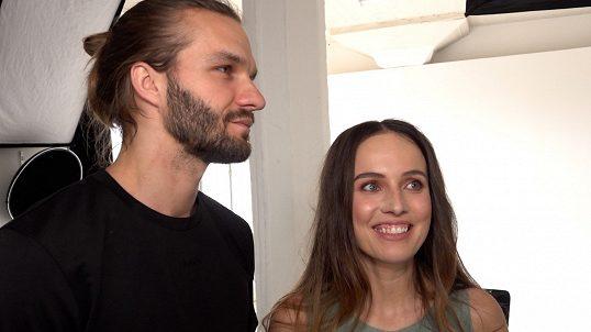 Tereza Ramba s manželem