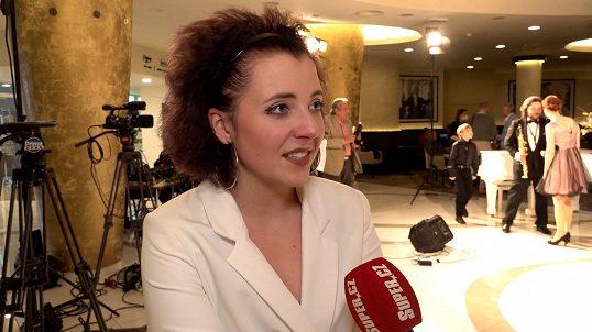 Anna Julie Slováčková stále čeká na vakcínu.