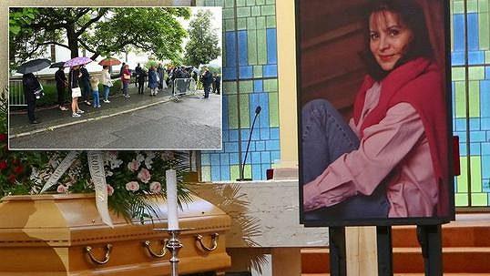 Záznam: Poslední rozloučení s Libuší Šafránkovou